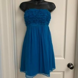 Betsy Johnson Blue Dress